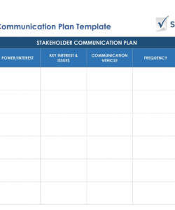 20 business process impact analysis template valid expert guide to change management stakeholder analysis template