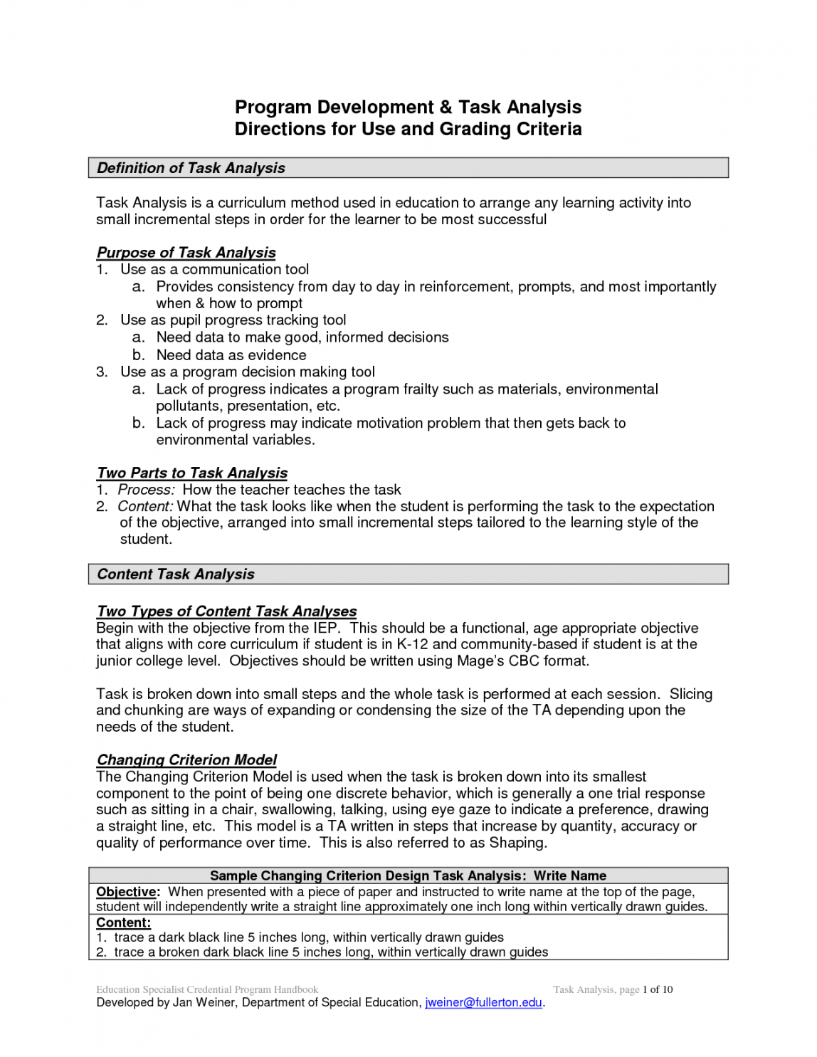 discrete trial data sheet template  google search  aba task a task analysis template autism