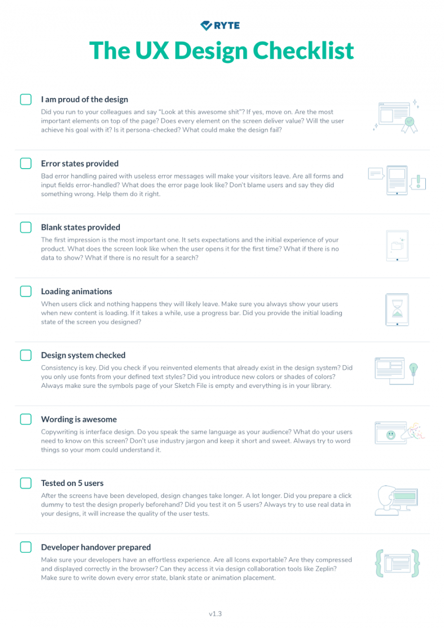 Editable Checklist Design Home Template Review Critical