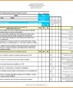 editable checklist template xls security audit information wedding it security audit checklist template