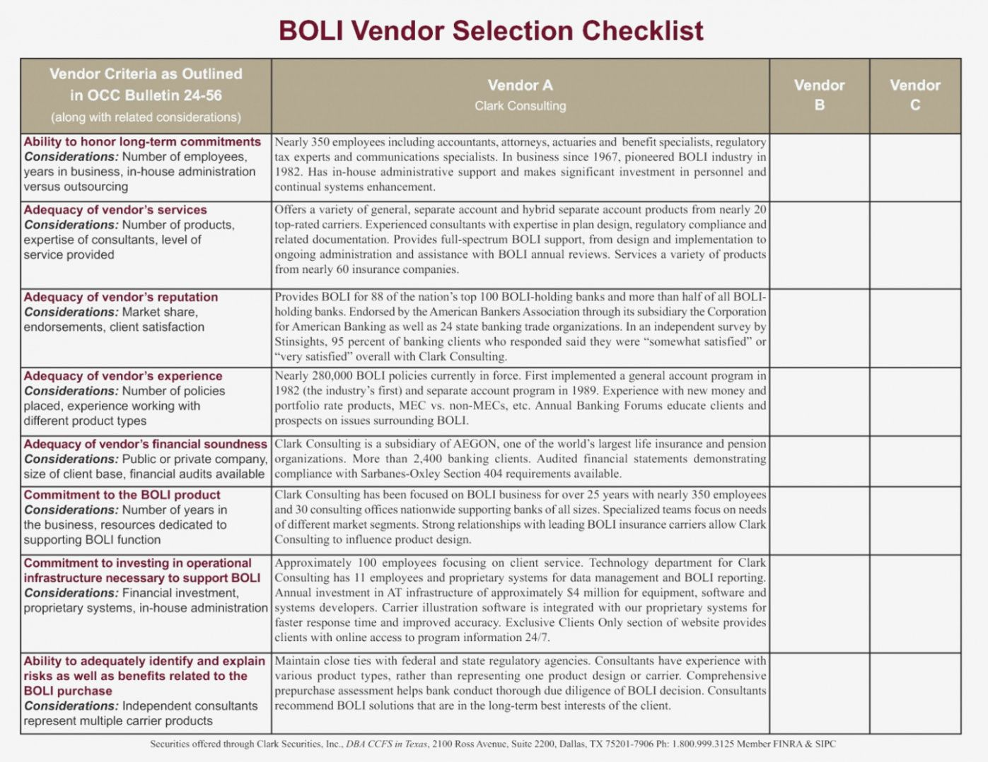 editable five latest tips you can learn when  form information vendor selection checklist template pdf