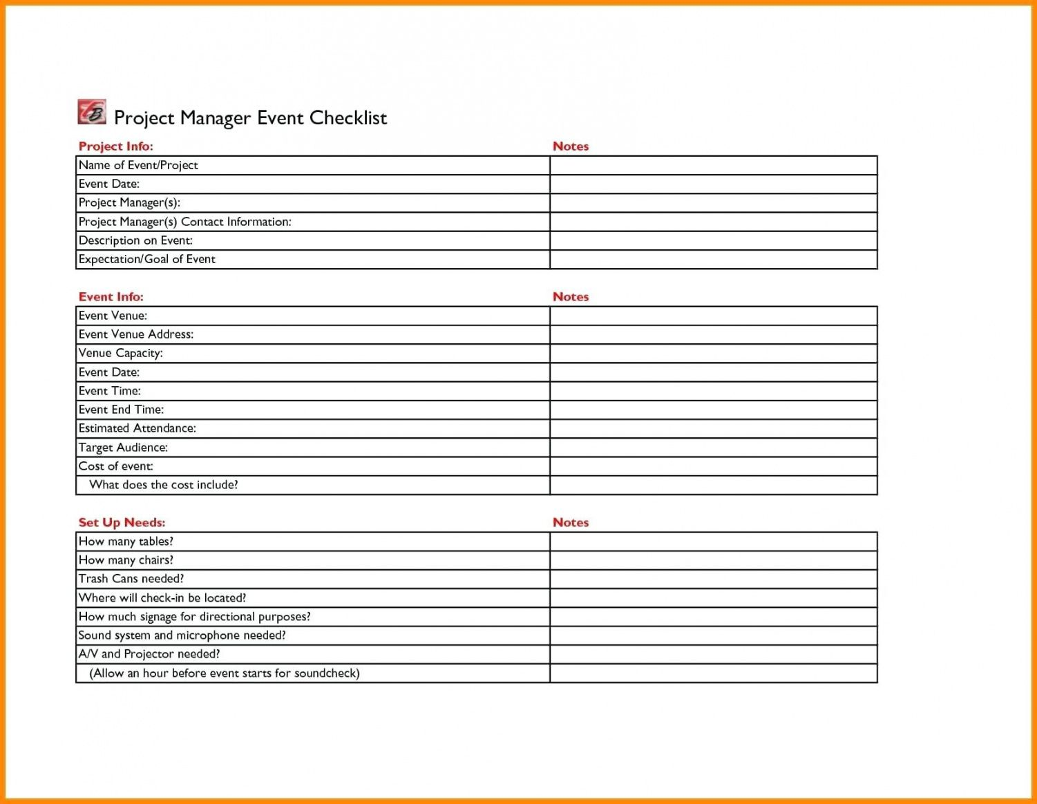 editable free checklist template new project management timeline template event management checklist template