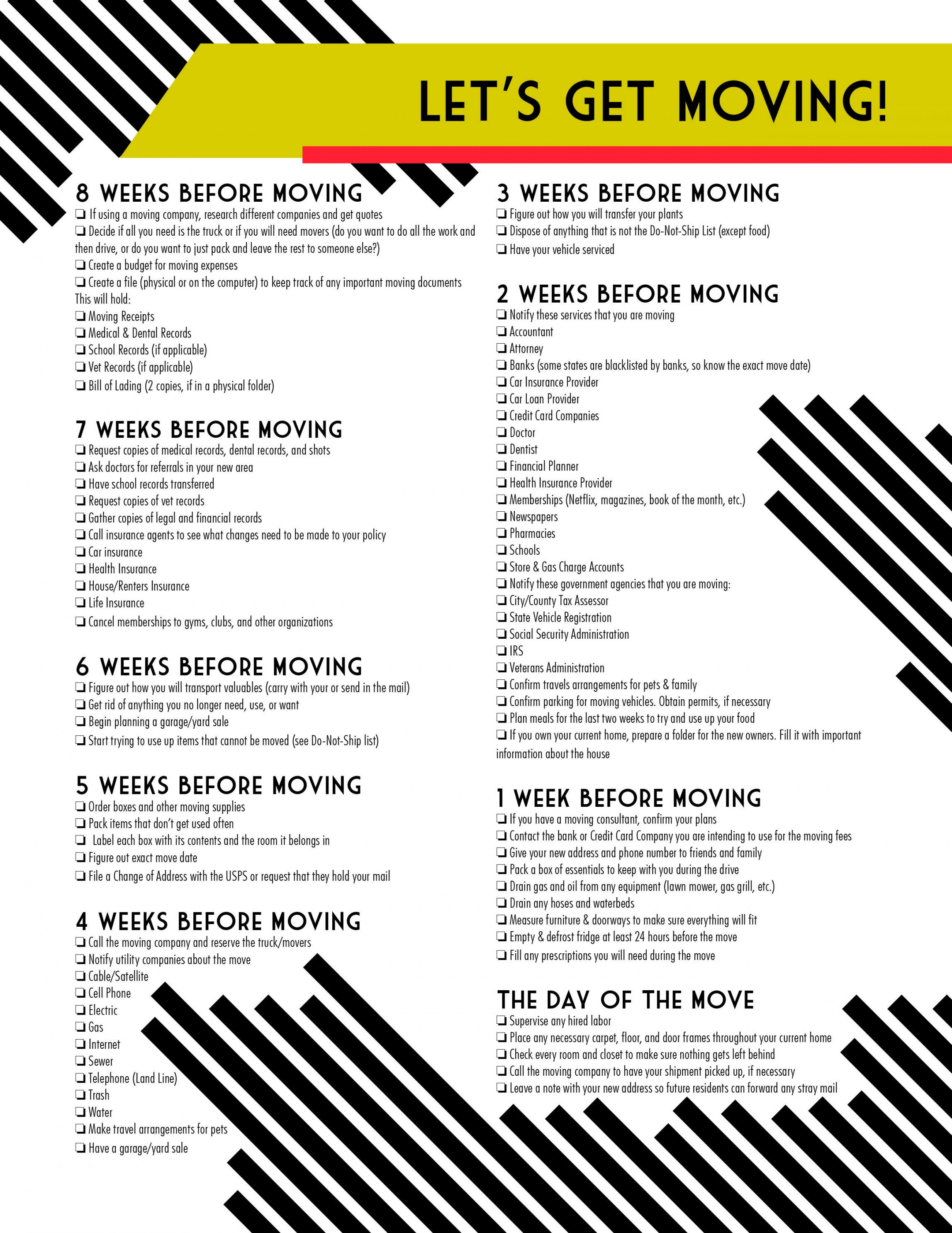 editable moving checklist utilities ontario new house uk  martinforfreedom house moving checklist template doc