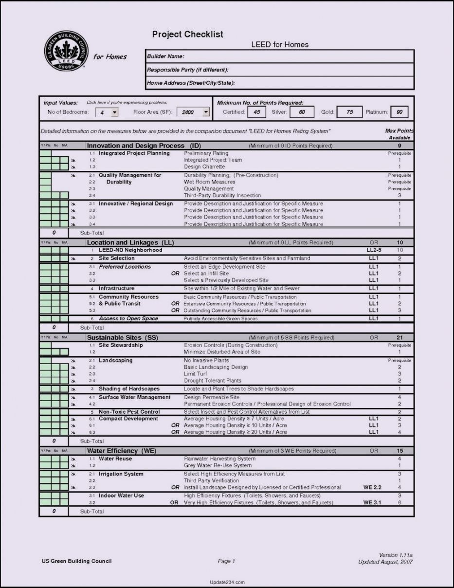 editable project manager checklist excel goal goodwinmetals co construction construction project checklist template pdf
