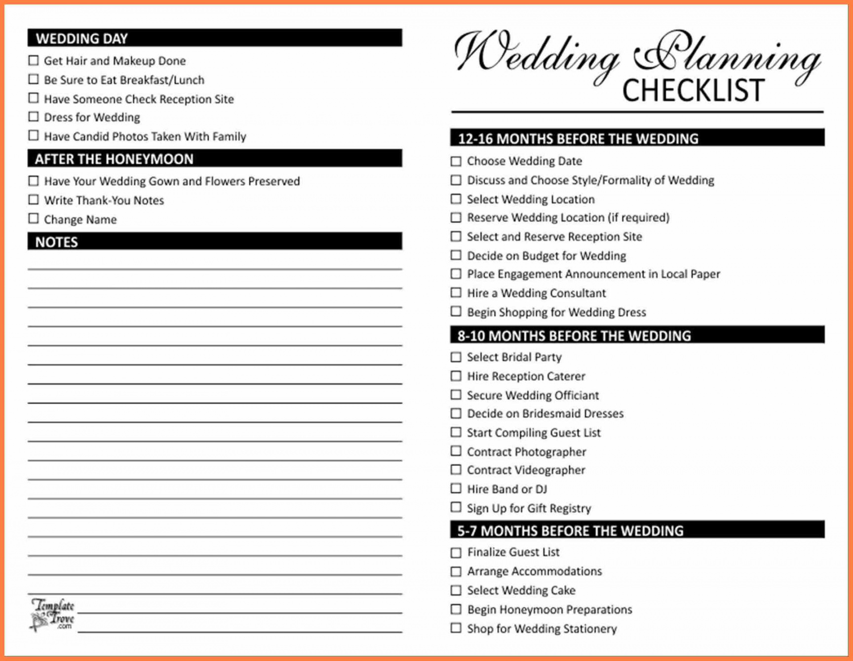 graphic about Wedding Photography Checklist Printable identify Editable Wedding ceremony Record Template No cost Excel Philippines