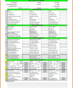 editable wedding vendor checklist template 020 free printable guest list vendor checklist template