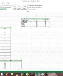 fundamental analysis spreadsheet then stock analysis report template stock analysis report template excel