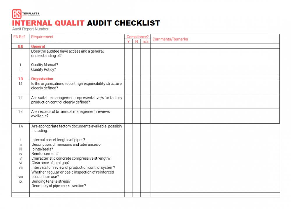 iso audit checklist template samples for hr department maintenance night audit checklist template pdf