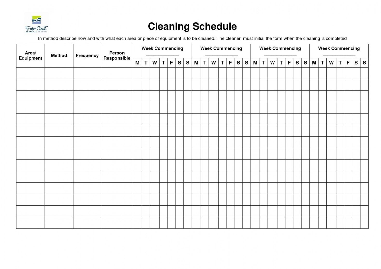 printable amazing of good bathroom cleaning checklist template abou restroom commercial bathroom cleaning checklist template doc