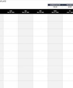 printable free task and checklist templates  smartsheet employee daily task checklist template excel