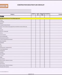project management template excel struction templates checklist construction management checklist template pdf