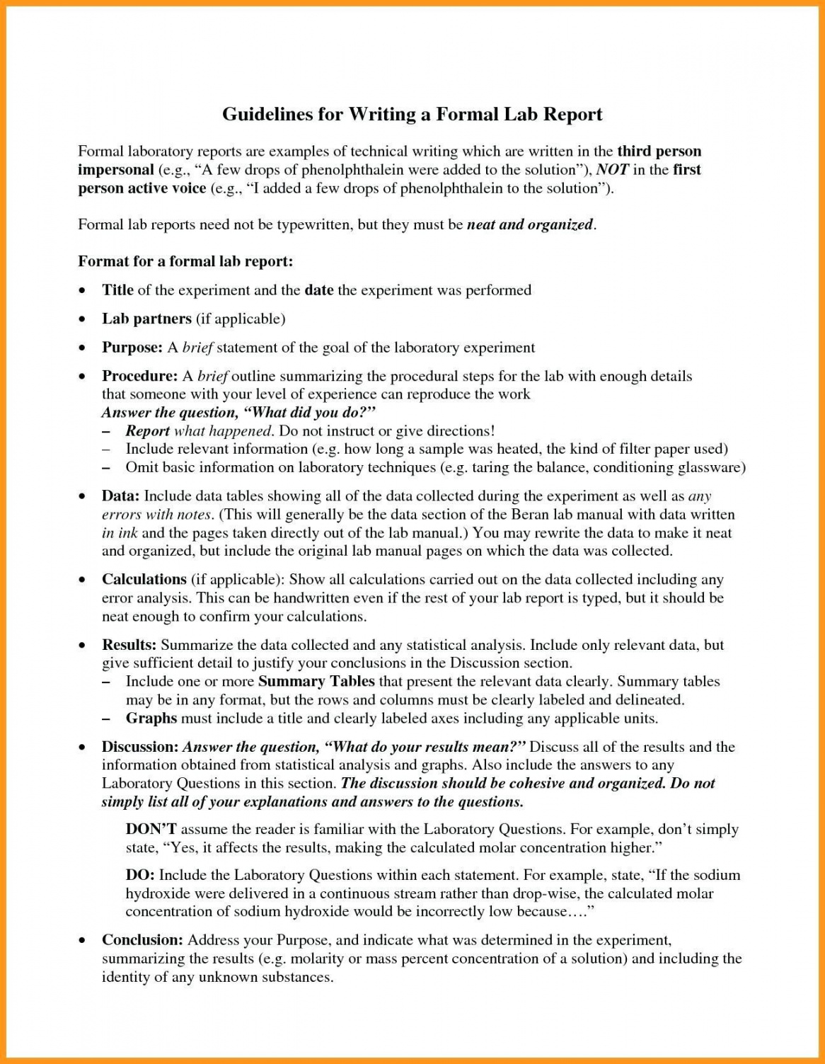 statistical report example  glendale community statistical analysis report template pdf