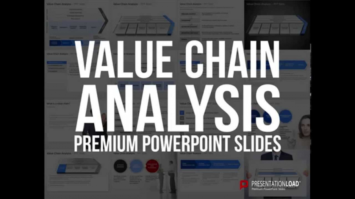 value chain analysis powerpoint template  youtube supply chain analysis template doc