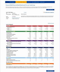editable how to analyze non profit financial statements or 10 financial ratio financial ratio analysis template pdf