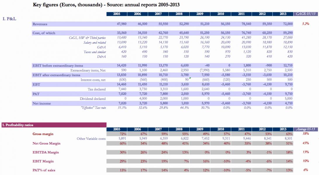 financial statement analysis spreadsheet  alltheshopsonlinecouk financial ratios analysis template example
