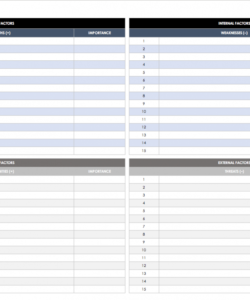 free 14 free swot analysis templates  smartsheet hr swot analysis template pdf