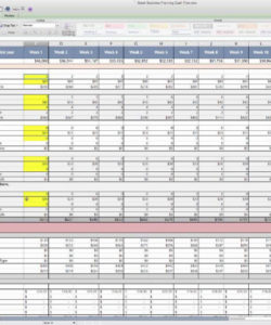 how to use cashflow spreadsheet template  youtube cash flow analysis spreadsheet template