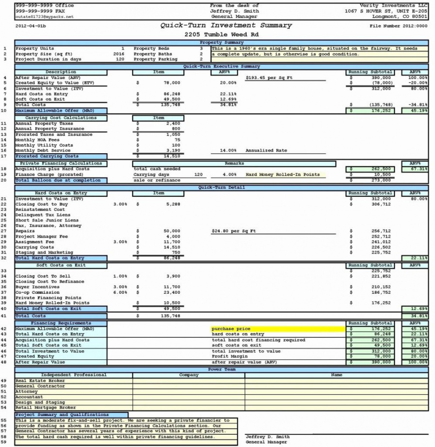 printable 011 template ideas real estate excel templates commercial investment analysis excel template excel