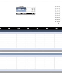 printable free monthly budget templates  smartsheet personal budget analysis template