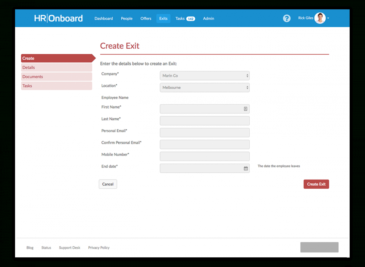free employee offboarding checklist a guide to graceful exits offboarding checklist template examples