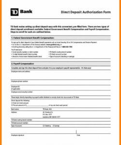 sample wells fargo direct deposit form 2019 for work employees it federal government direct deposit form excel