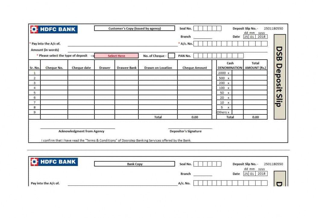 sample 37 bank deposit slip templates & examples ᐅ template lab cash deposit breakdown template doc