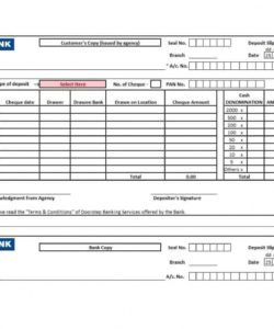 editable 37 bank deposit slip templates & examples ᐅ template lab cash deposit slip template pdf