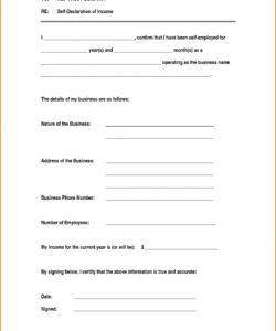 free proof address template employment letters income letter proof of deposit template excel