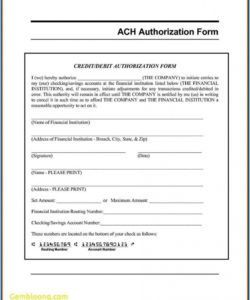 printable 016 ach deposit authorization form template direct shocking ach deposit authorization form template