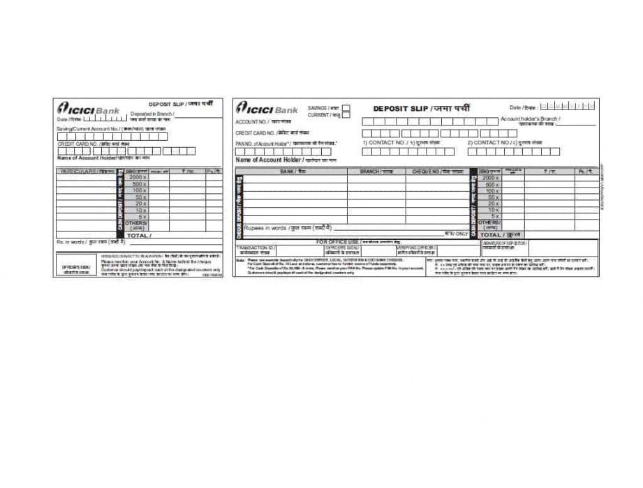 printable 37 bank deposit slip templates & examples ᐅ template lab cash deposit slip template