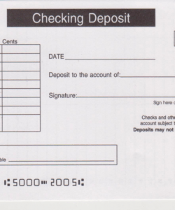 printable regions bank deposit slip  free printable template regions bank deposit slip template doc