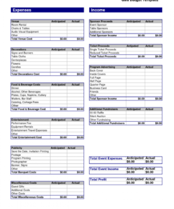 excel spreadsheets for business share file onedrive catering business budget template pdf