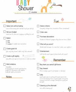 free baby shower agenda example  baby viewer baby shower itinerary template sample