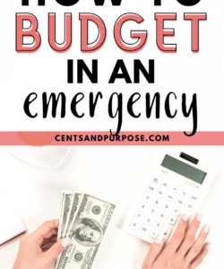 how to create a barebones budget in a financial emergency bare bones budget template excel