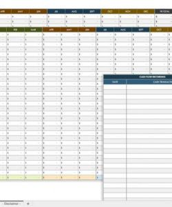 sample all the best business budget templates  smartsheet landscape business budget template sample