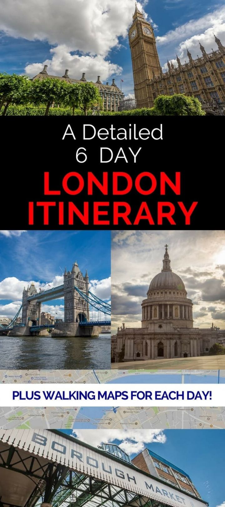 sample london itinerary how to spend 6 days in london london travel itinerary template sample