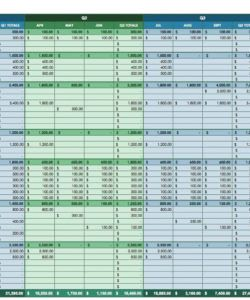 free 12 free marketing budget templates  smartsheet marketing expense budget template doc