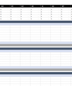 free budget templates in excel  smartsheet personal home budget template example