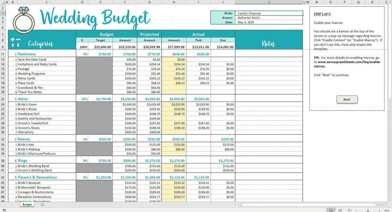 free spreadsheet wedding budget excel stralia calculator planning destination wedding budget template pdf