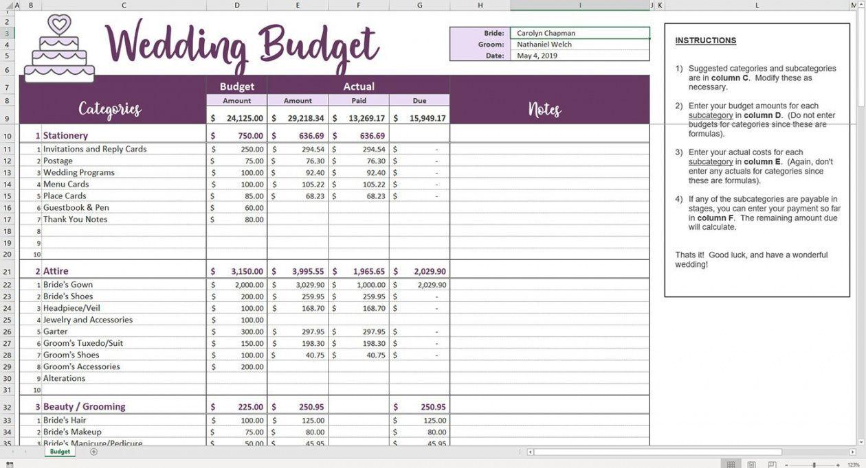 58 Wedding Decorations Ideas Simple Wedding Decoration Indian Wedding Budget Planner Excel