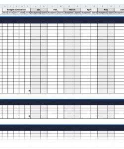 printable facility budget template  akitabox facilities management budget template doc