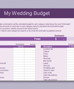 printable wps template  free download writer presentation musician budget template sample