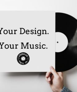 "sample 12"" custom vinyl record recording album budget template pdf"