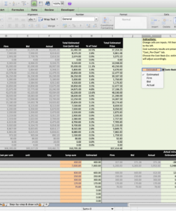 sample home building spreadsheet cost estimate house construction restaurant construction budget template excel