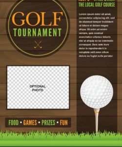 48 adding golf tournament flyer templates formating by golf golf tournament template flyer