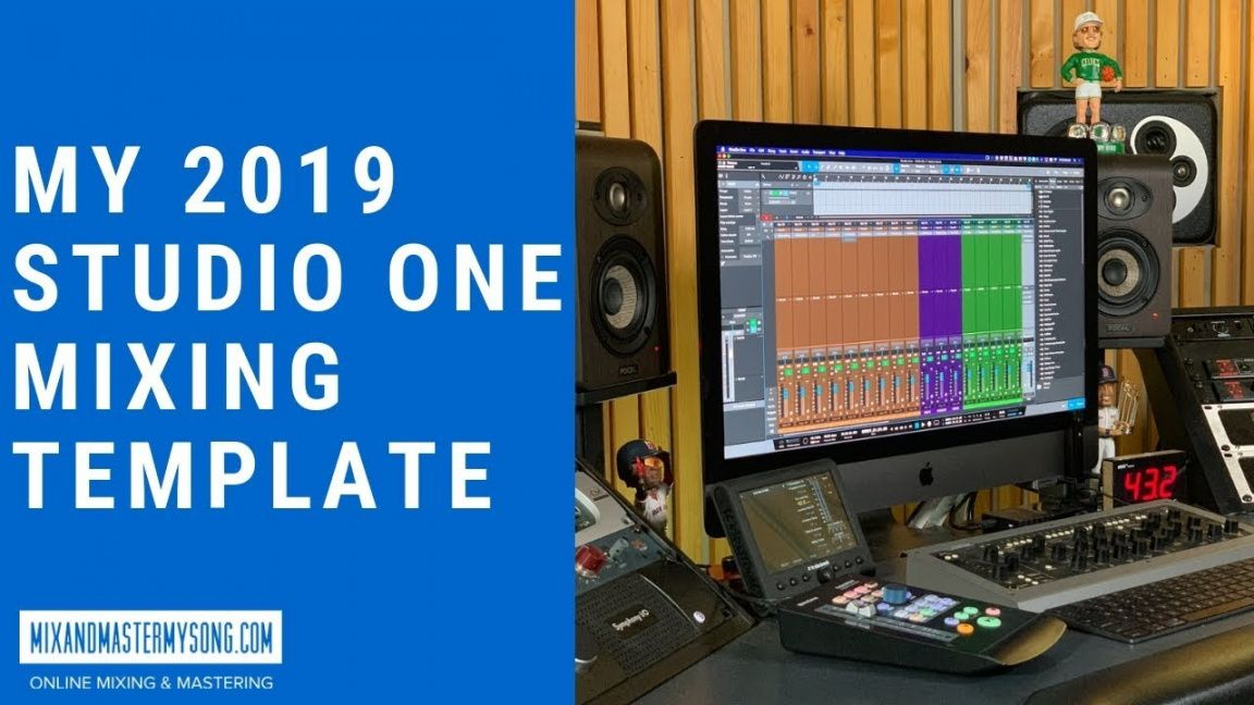 editable my 2019 studio one mixing template  mix & master my song recording studio budget template sample