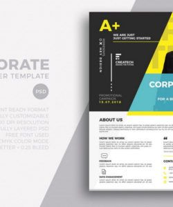 free 20 business flyer templates word & psd  design shack professional event flyer template