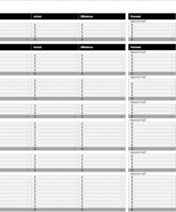 free budget templates in excel  smartsheet easy monthly budget template excel