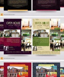 free photoshop real estate flyers bundle vol1 2277870 trunk show flyer template pdf