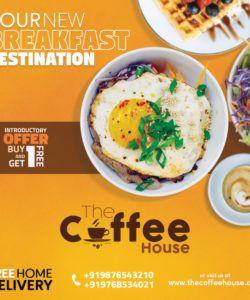 free restaurant flyer  social media free psd template  psddaddy food sale flyer template pdf